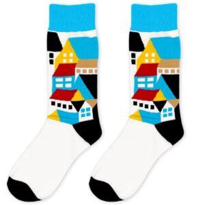 Colorful-Home-Socks