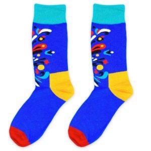 Kumplo-Abstract-Socks