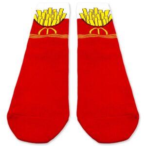 McDonalds Fries Socks