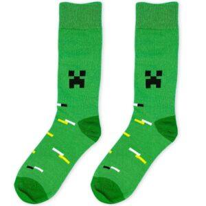 Minecraft-Creeper-Socks