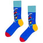 abstract socks kumplo