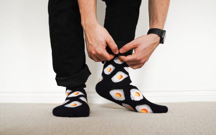 egg socks kumplo