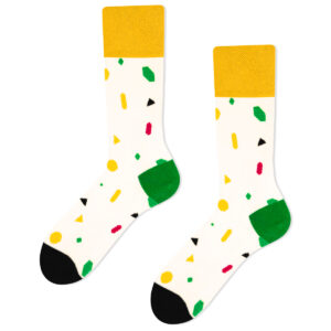 geometric socks kumplo