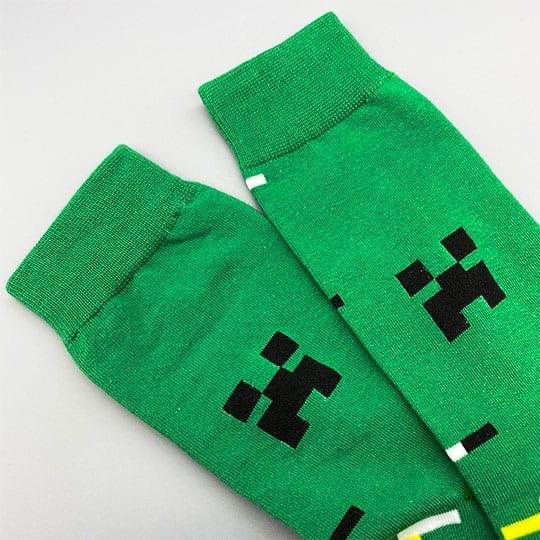 minecraft socks top