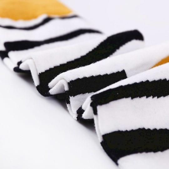 zebra socks from kumplo
