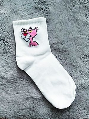 pink panther socks review