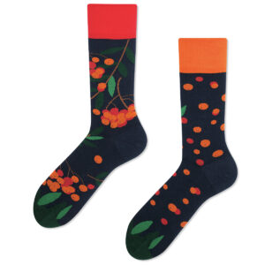 rowan berries socks