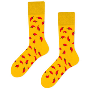 chilli pepper socks