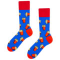 french fries chips socks