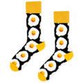 fried egg socks kumplo