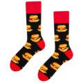 hamburger big mac socks
