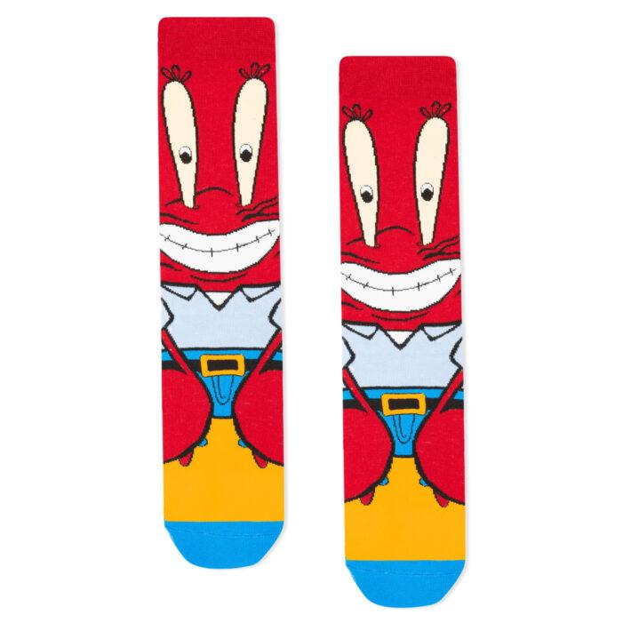 mr krabs socks