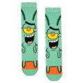 plankton spongebob socks