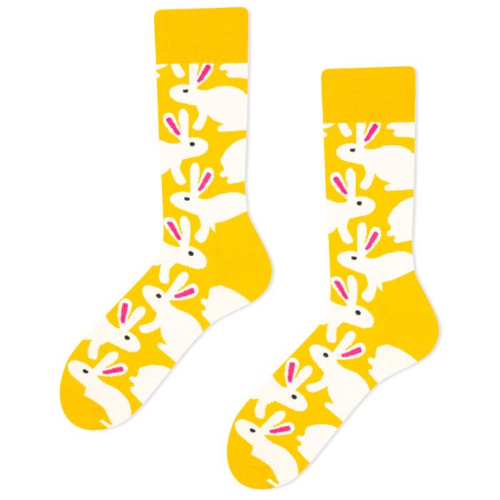rabbit socks from kumplo