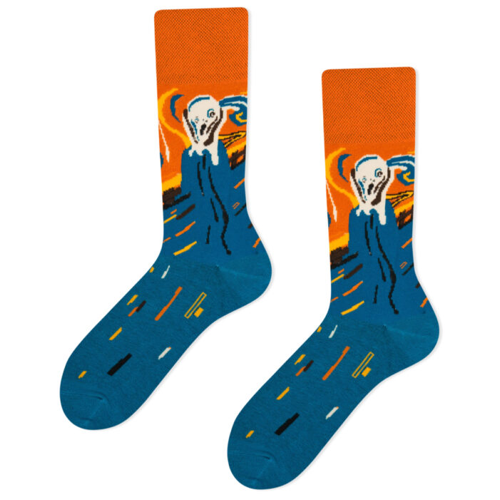 scream socks