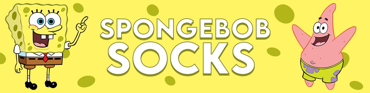 Spongebob Socks banner