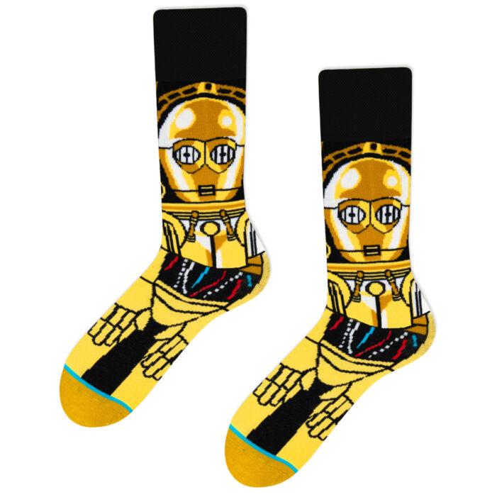 star wars c3po socks