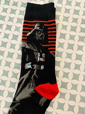 men's star wars socks